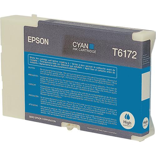 Epson High Yield Cyan Ink Cartridge For B-510DN Printer