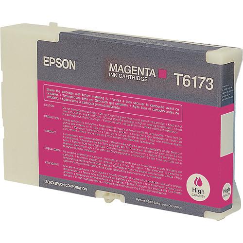 Epson High Yield Magenta Ink Cartridge For B-510DN Printer