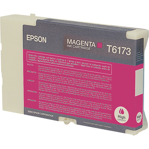 Epson High Yield Magenta Ink Cartridge For B-510DN Printer