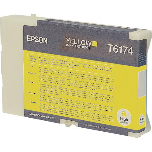 Epson High Yield Yellow Ink Cartridge For B-510DN Printer
