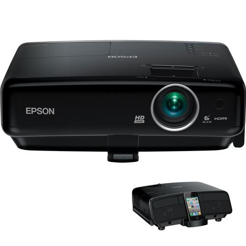 Epson MegaPlex MG-850HD Projector