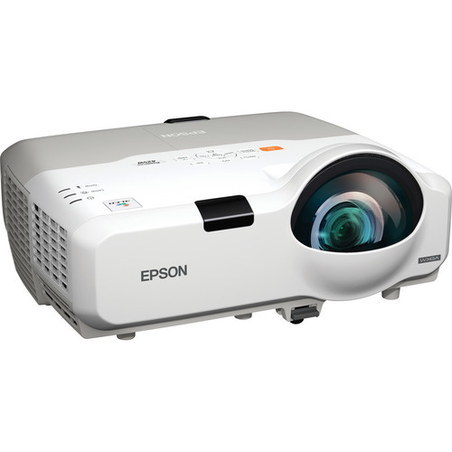 Epson PowerLite 425W Multimedia Short Throw Projector