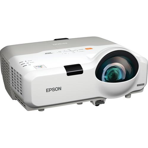 Epson PowerLite 425W Multimedia Short Throw Projector