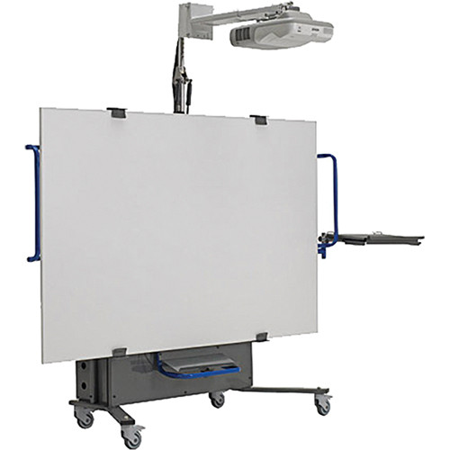 Epson 4:3 Height Adjustable Cart Solution