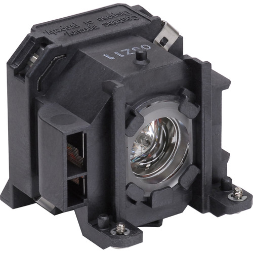 Epson V13H010L38 Projector Replacement Lamp - for Epson PowerLite 1700c, 1705, 1710 and 1715 Projectors