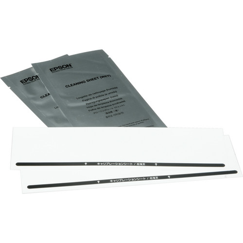 Epson Maintenance Sheet Kit For DS-30 Scanner
