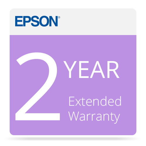 Epson 2 Years Extended Warranty For PP-100