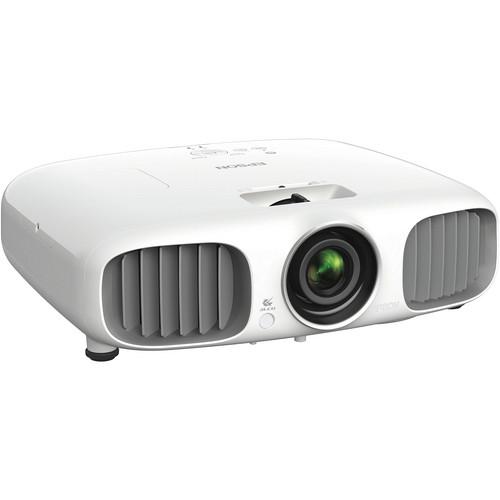 Epson PowerLite Home Cinema 3020e 3D 1080p 3LCD Projector
