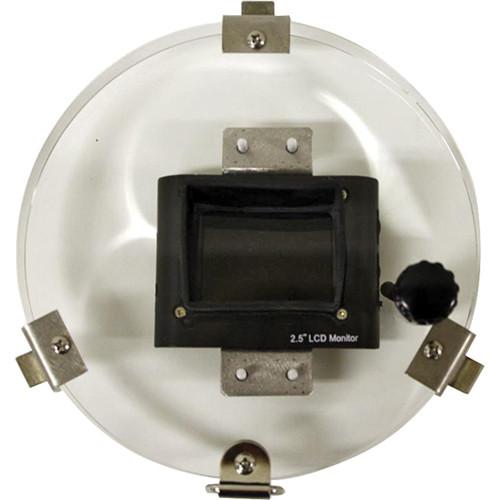 "Equinox 2.5"" LCD 6"" Monitor Back w/ 1/8 Mini Plug"