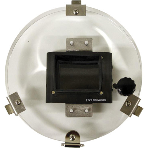 "Equinox 2.5"" LCD 6"" Monitor Back w/ RCA Female Plug"