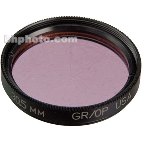 Equinox 30.5mm Underwater Color Filter for Green Water (Freshwater)