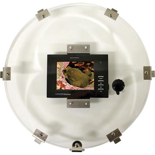 "Equinox 3.5"" LCD 14"" Monitor Back w/ 1/8 Mini Plug"