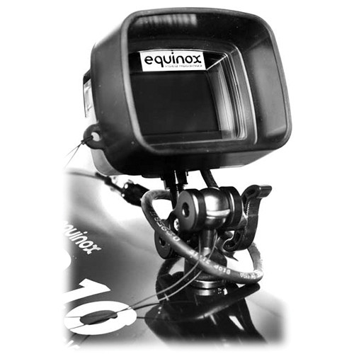 "Equinox 4.5"" Top Mounted LCD Monitor for Underwater Housings"