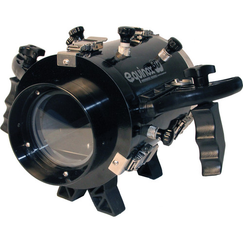 Equinox 3D Underwater Housing for Panasonic AG-3DA1 Camcorder