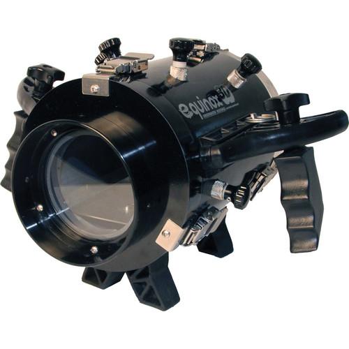 Equinox 3D Underwater Housing for Panasonic AG-3DA1 Camcorder