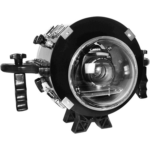 Equinox Underwater Housing for Canon EOS 5D Mark II and Custom Lens