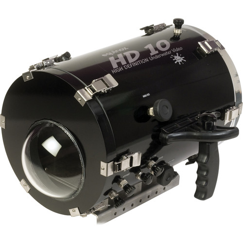 Equinox HD10 Underwater Housing for HDR-FX1 and HVR-Z1U