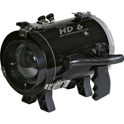 Equinox HD6 Underwater Housing for Canon HF100, HF10, and HF11