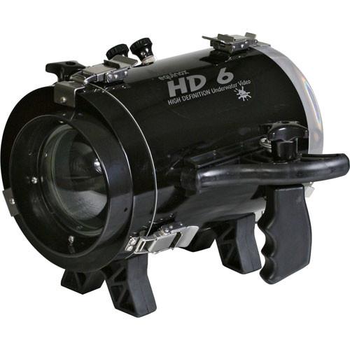 Equinox HD6 Underwater Housing for Canon HF100, HF10, and HF11