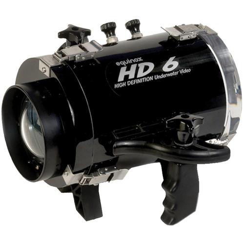 Equinox HD6 Underwater Housing for Canon VIXIA HF S10, HF S11, and HF S200