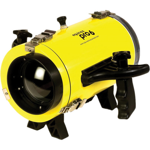 Equinox Pro6 Underwater Housing for Canon FS10, FS11 and FS100