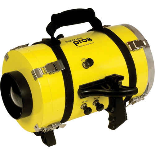 Equinox Pro8 Underwater Housing for Sony VX-2100