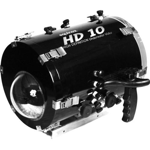 Equinox HD10 Underwater Housing for Panasonic AG-AC130 Camcorder