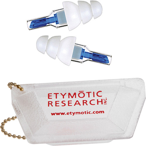 Etymotic Research ETYPlugs High-Fidelity Earplugs (Large, Blue)