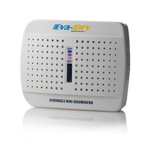 Eva-Dry E-333 Mini Dehumidifier (100-240VAC/50-60Hz)