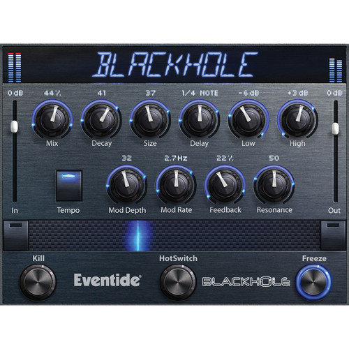 Eventide Blackhole - Native Reverb Plug-In