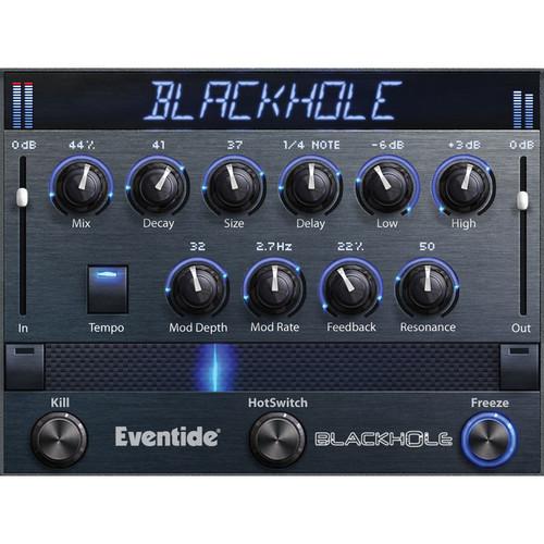 Eventide Blackhole - Native Reverb Plug-In