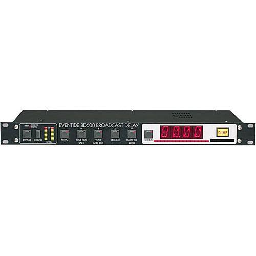 Eventide BD-600E Broadcast Audio Delay