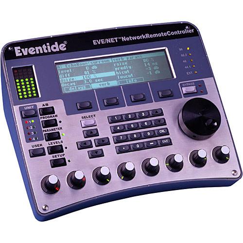 Eventide EVENET - Remote Control for DSP Series