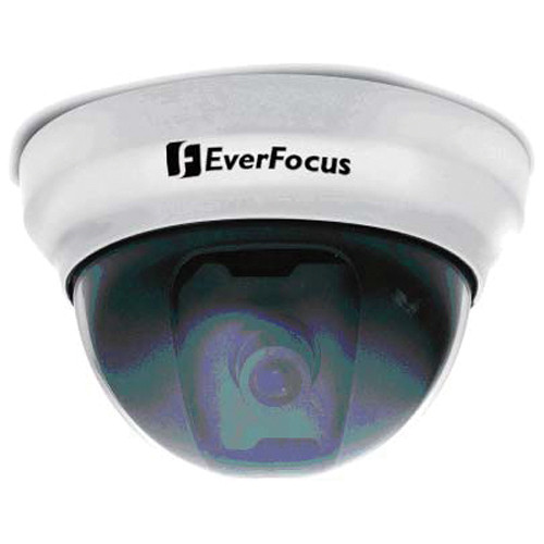 EverFocus Compact High Resolution DSP Indoor Color Dome Camera