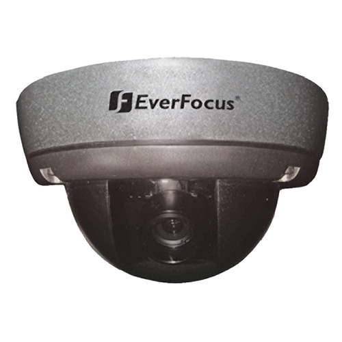 EverFocus Vandal Proof Weather Resistant Color Dome Camera