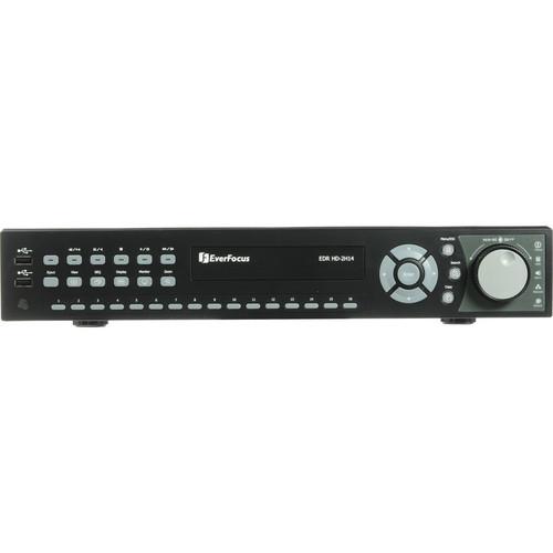 EverFocus EDRHD2H14 Endeavor HD+SD Hybrid DVR (2 TB)