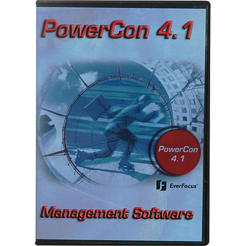 EverFocus PowerCon Pro Multi-Client Network License (15 Users)