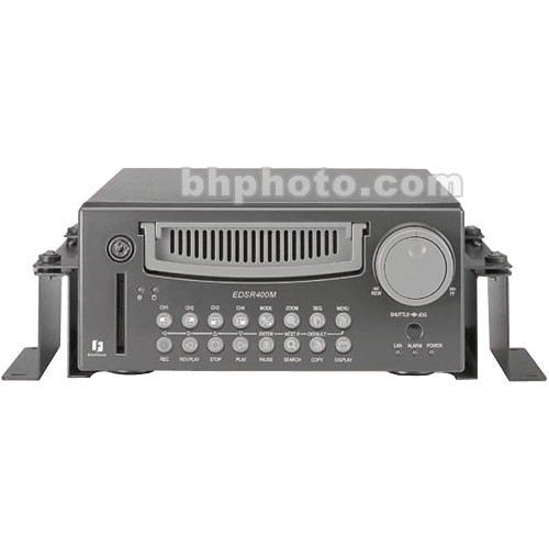 EverFocus EDSR400H250 4-Channel 250GB Digital Video Recorder