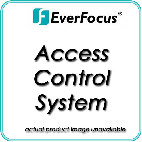 EverFocus EFLP-02-1A 2 Door FlexPack Kit w/2 Mullion Readers
