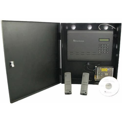EverFocus 2-Door FlexPack Access Control System Kit