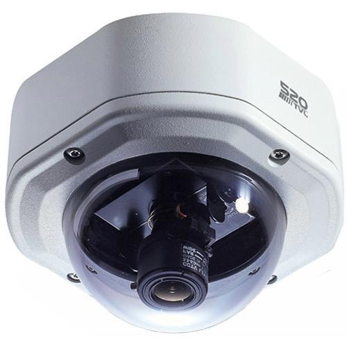 EverFocus EHD350/H-3 Hi-Res Vandal Dome Camera