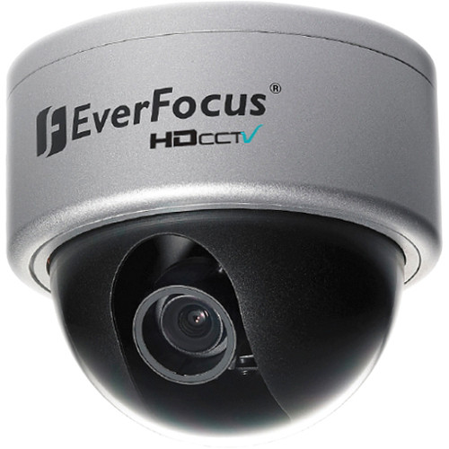 EverFocus HDcctv Outdoor Day/Night Vandal Dome Camera