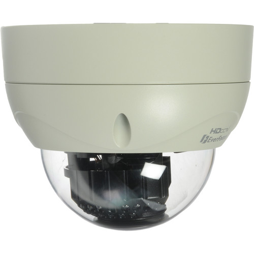 EverFocus HDcctv 1080p Outdoor IR Vandal-resistant Dome Camera