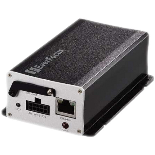 EverFocus 2-Channel Extra Compact SD card Mobile DVR