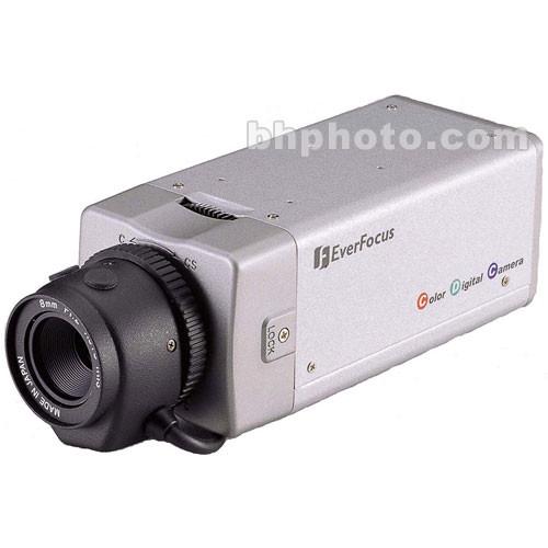 "EverFocus EQ250AN 1/3"" Sharp Color Surveillance Camera, NTSC"