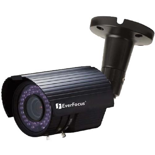 EverFocus EZ730B Outdoor True Day/Night IR Bullet Camera (Black)