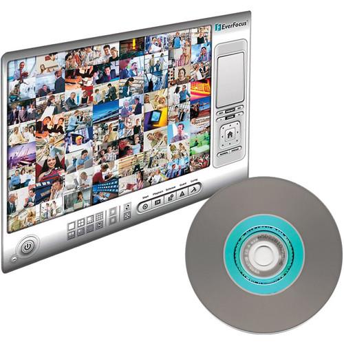 EverFocus 4-Channel NVR Software