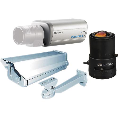 EverFocus Polestar II Box Style Camera Kit