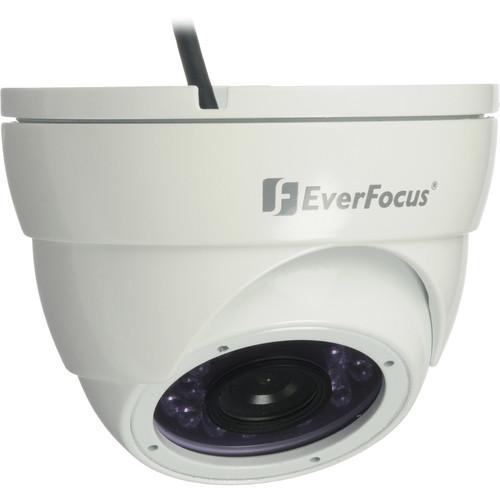 EverFocus EBH5241W HDcctv Outdoor Ball Camera (White)