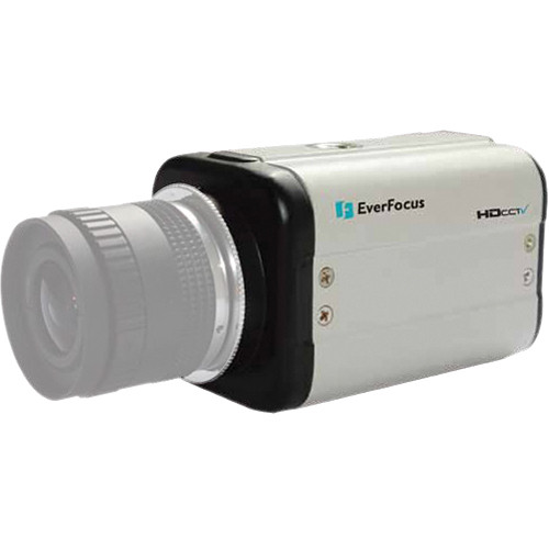 EverFocus 1080p Mini Box Camera Without Lens